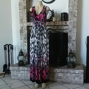 Michael F. Casual/Party Summer Dress